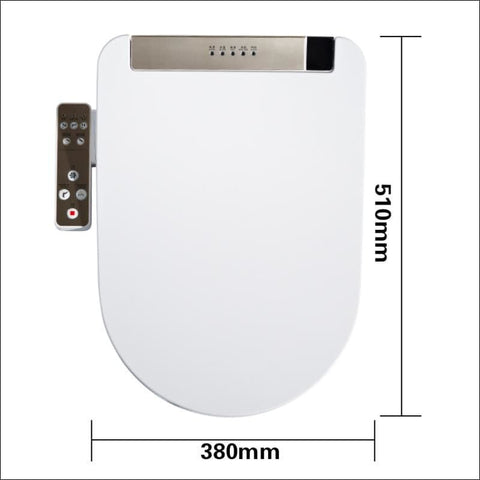 Intelligent Electric Heated Toilet Seat - Home Electronics