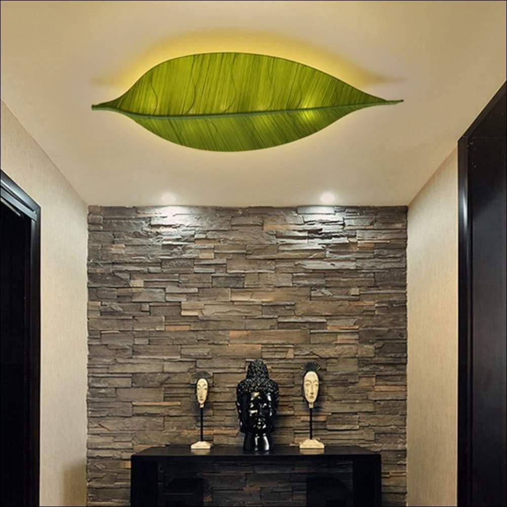 Iron Leaves Modern Wall Lamp - Lamps & Lighting