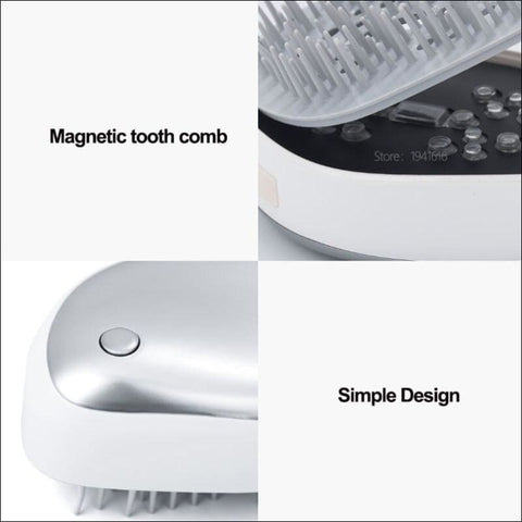 Laser Anti-hair loss Electric Comb - Home Electronics