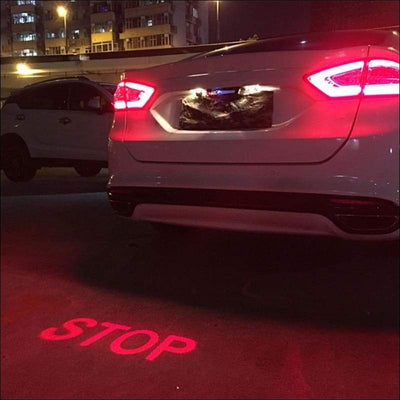 Laser Beam Vehicle Rear Stop Light Signal