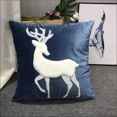 Lisi Velvet Double-sided Pillow Cover