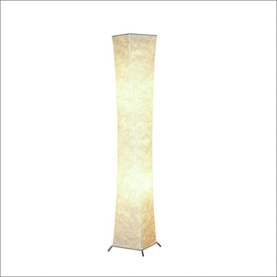 Luminous Fabric Shade Floor Lamp