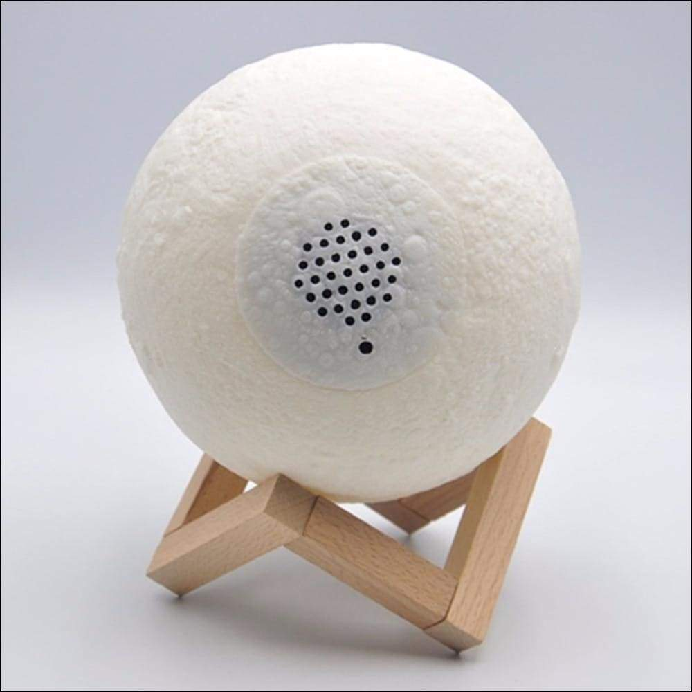 Lunar 3D Moon Lamp - Lamps & Lighting