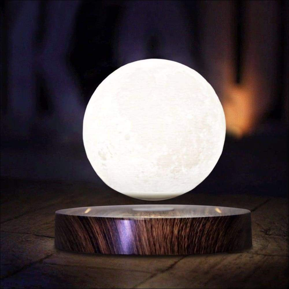 Lunar Levitating 3D Moon Lamp