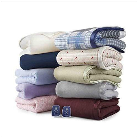 warm electric blankets online