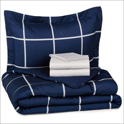 Microfiber Comforter Bedding Set