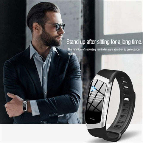 heart monitor smart wrist watch