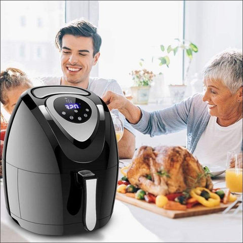 Oil Free Rapid Electric Air Fryer - Home Electronics