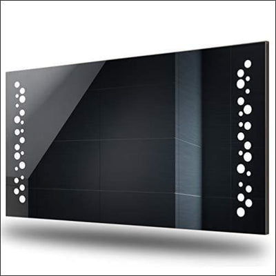 OptiWhite Anti-fog Bluetooth Touch LED Wall Mirror - Lighted Mounted