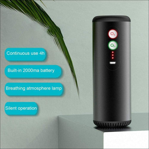 Ozone HEPA Car Air Purifier - Travel Electronics