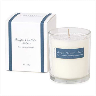 Pacific Ocean Vanilla Scented Soy Candle