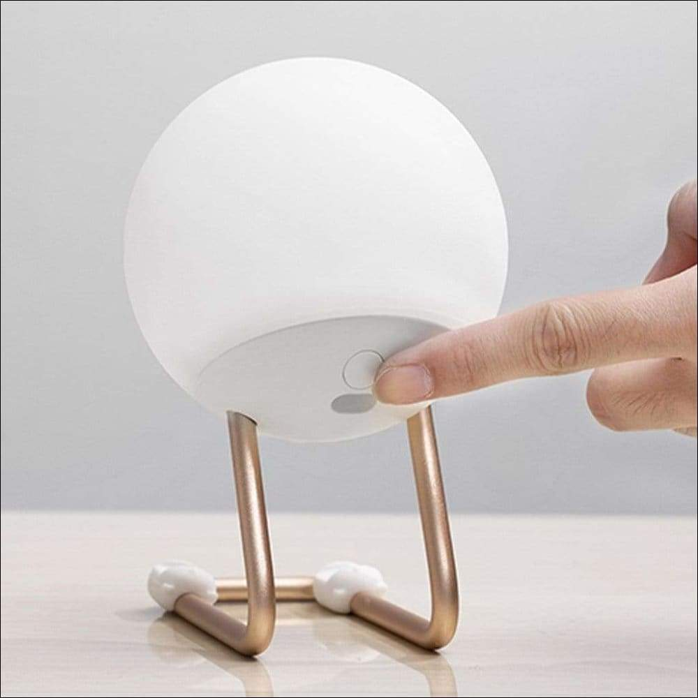 Phone Stand 3D Moon Lamp - Lamps & Lighting