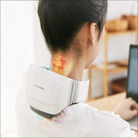 Physiotherapy Electric Neck Massager - Travel Electronics