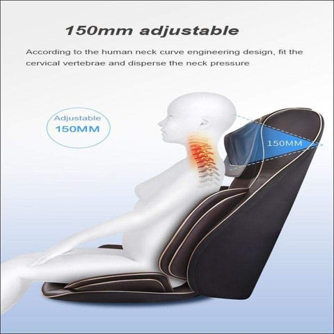 Portable Cervical Body Massage Chair
