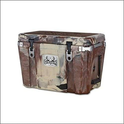 Portable Cold Retention Animal Resistant Cooler