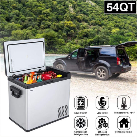 Portable Electric Compressor Cooler - Home Electronics