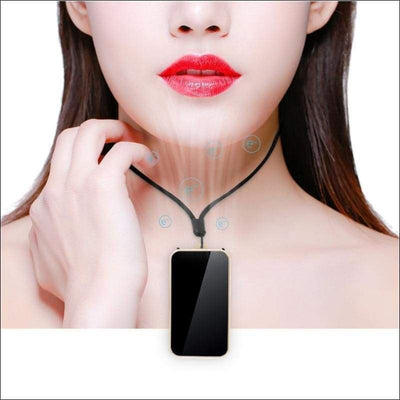 Portable Necklace Air Purifier
