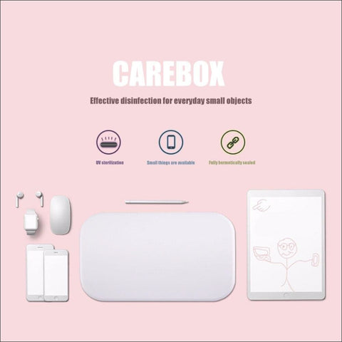 Portable UV Electric Disinfectant Box - Home Electronics