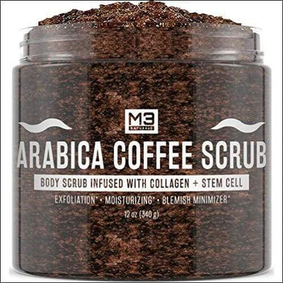 Premium Arabica Coffee Face Scrub