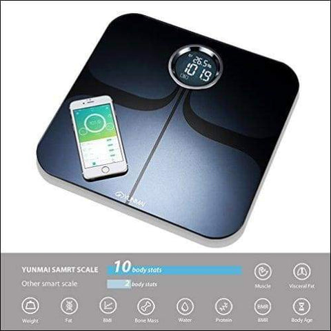 smart electric body weight scale