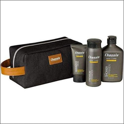 Premium Toiletry Bag 3PC Bath Set