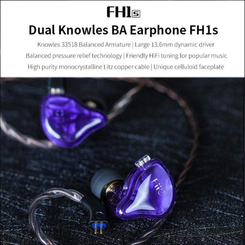 Hi-Res Dynamic Detachable Wired Earbuds - Travel Electronics
