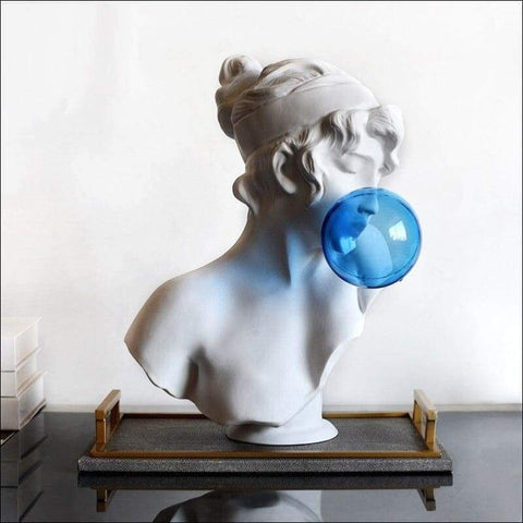Roman Venus Bubble Goddess Sculpture