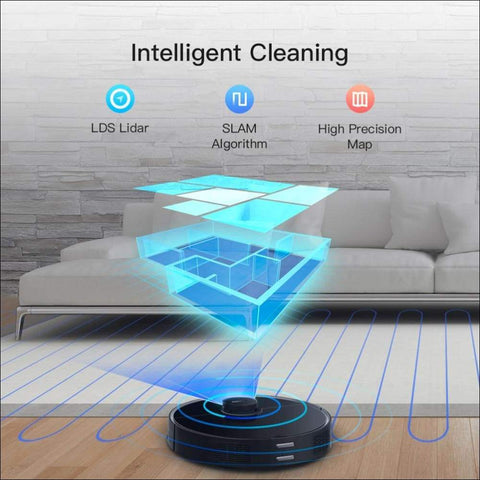 high quality robot vacuum cleaner