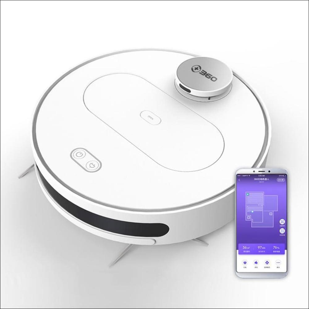 S7 Super Suction Robot Vacuum Cleaner
