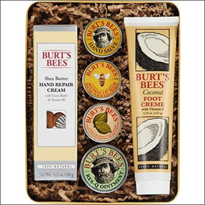 Shea Butter Beeswax 6PC Spa Gift Box