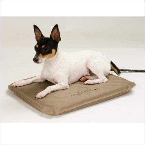 Smart Soft Heated Pet Bed - Home Electronics