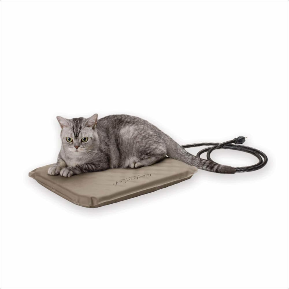 Soft Heated Pet Bed - Home Electronics