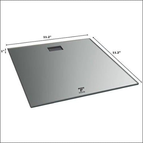 Smart LCD Digital Body Weight Scale