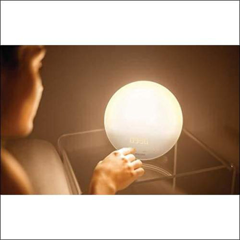 Sunrise Simulation Therapy Night Light