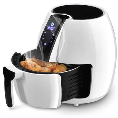 Touch Screen Electric Air Fryer