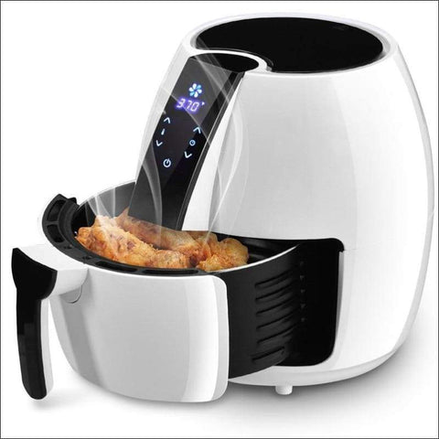 Touch Screen Electric Air Fryer - Home Electronics