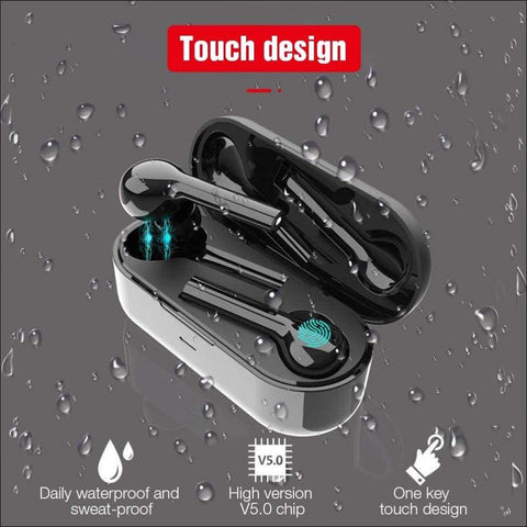 Touch Sport Dual Wireless Earbuds - Travel Electronics