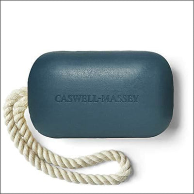 Triple Milled Ocean Blue Soap On A Rope - Body Bar