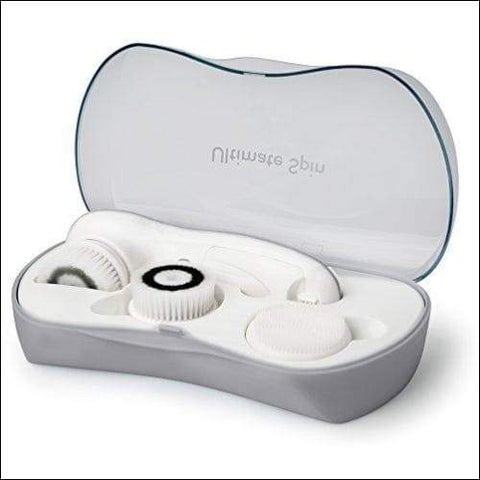Ultimate Interchangeable Facial Cleansing Brush - Bed & Bath