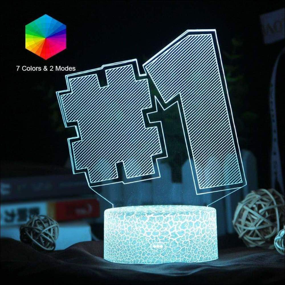 3D Night Lights