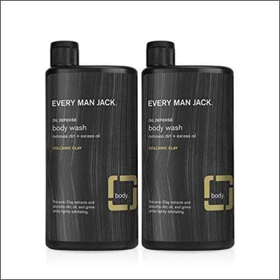 Volcanic Clay 2PC Body Wash Set