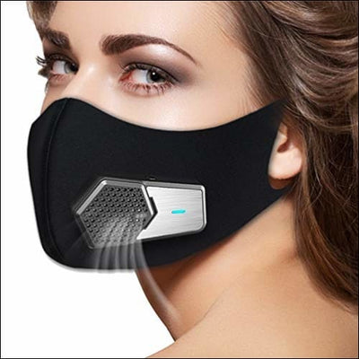 Wearable Air Purifier Face Mask