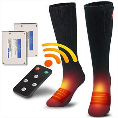 Wireless Control Electric Heated Socks