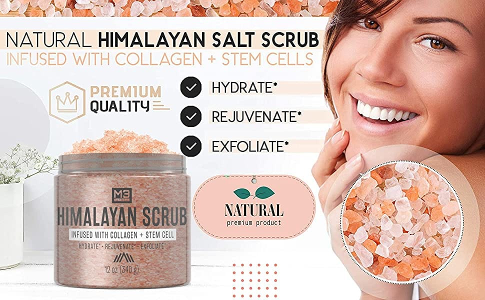 benefits of Himalayan face scrub