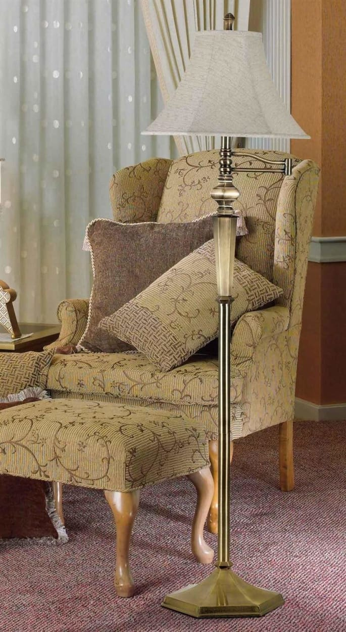 All About Floor Lamps