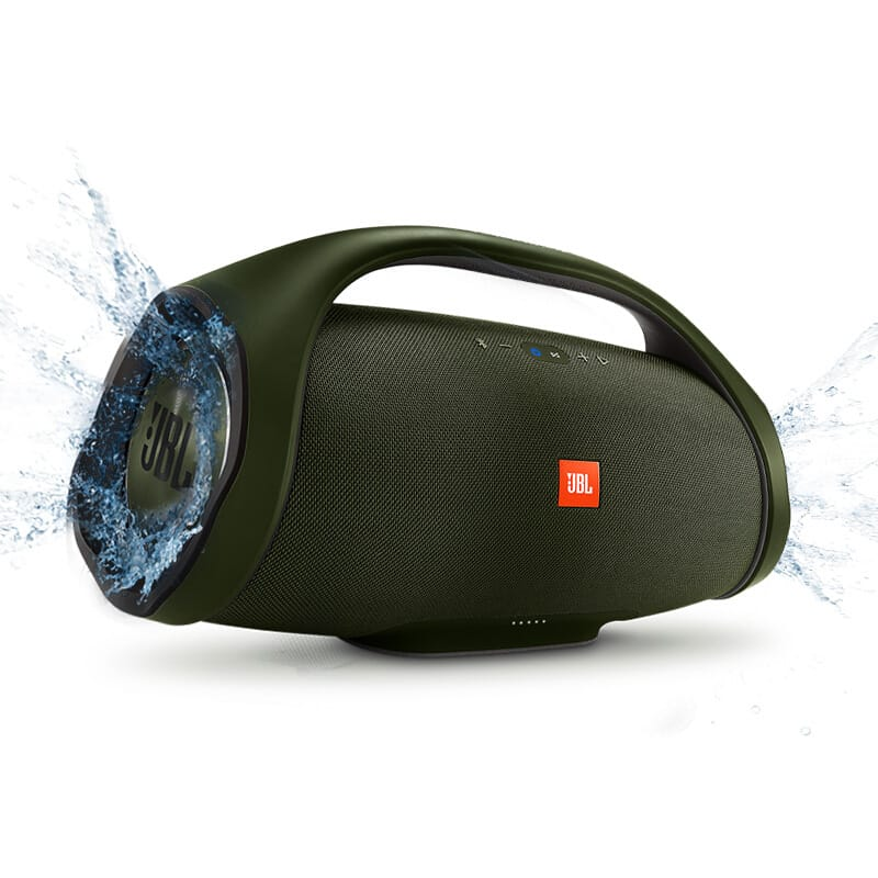 Dynamic Waterproof Bluetooth Speaker - Home Electronics