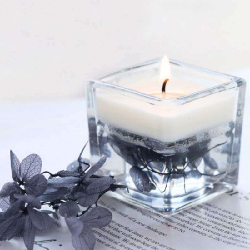 Eternal Dried Flower Scented Soybean Candle - Scented Candles