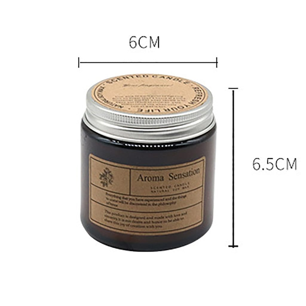Nordic Soybean Aromatherapy Scented Candle - Scented Candles