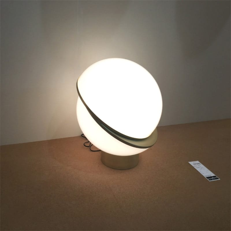 Semi-spherical 3D Moon Lamp - Lamps & Lighting