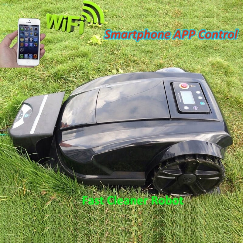 Automatic Subarea Robot Lawn Mower - Home Electronics